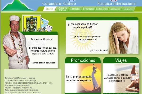 Diseño de pagina web criscontigo