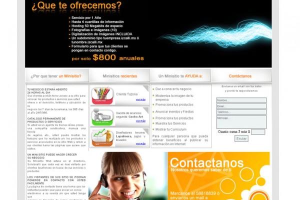 pagina web memows