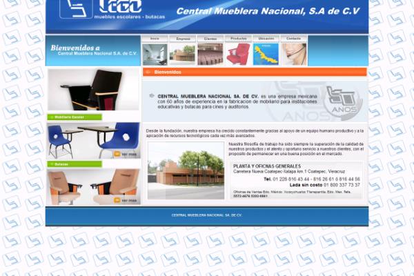 Diseño de una página y tienda virtual para Mlego