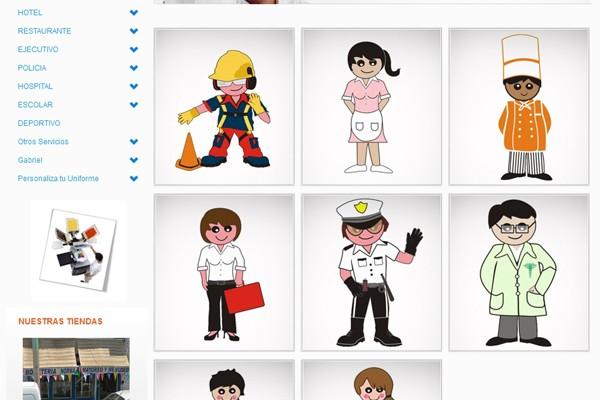 Diseño web y tienda virtual de PP&PP