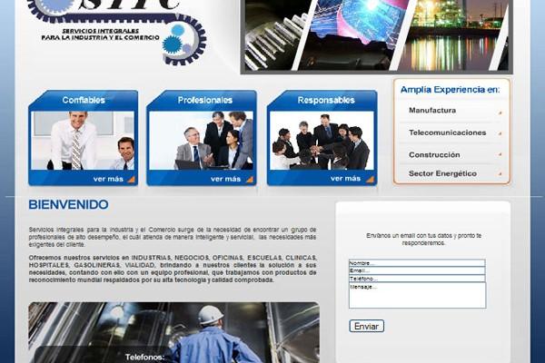 Diseño de pagina web siic